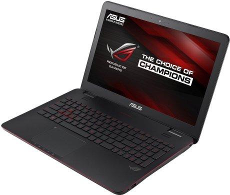 Обзор игрового ноутбука Asus Republic of Gamers GL551
