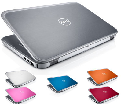 Dell Inspiron 15R 5520 цветовая гамма