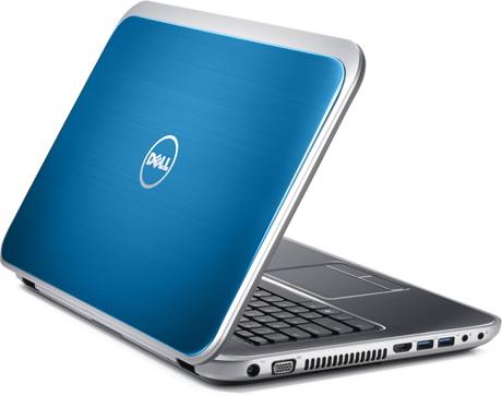 Dell Inspiron 15R 5520 – вид слева